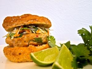 Vietnamese Burgers